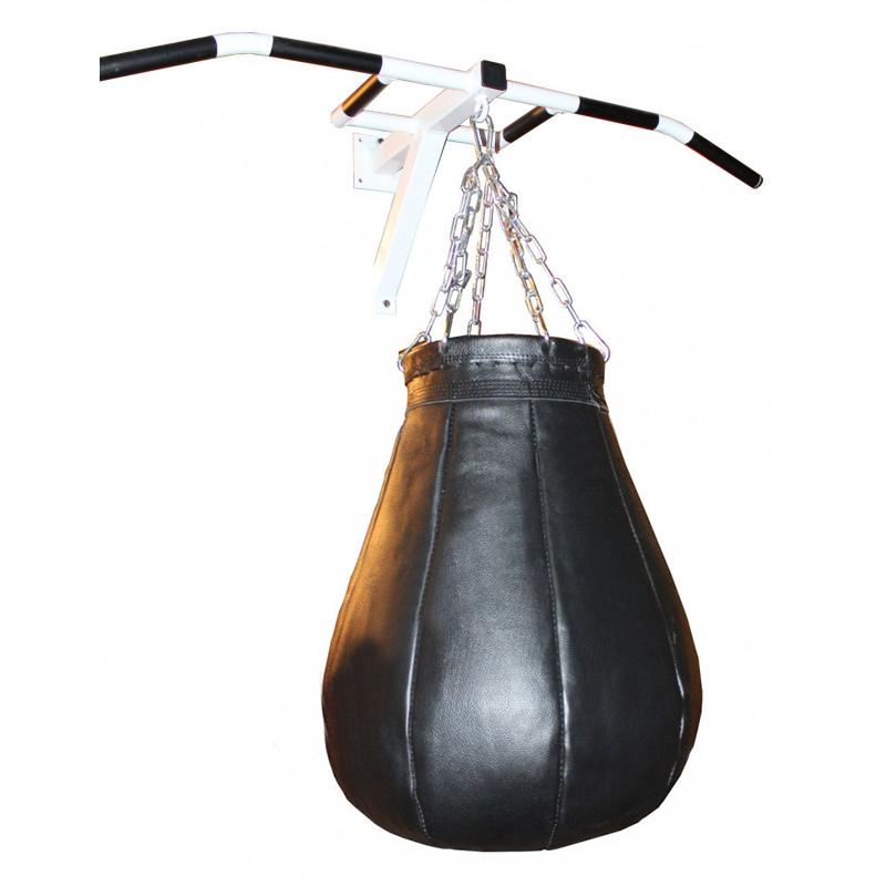 Фотография Груша Боксерская Кожаная Профессиональная - 50кг 1