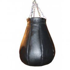 Миниатюра Груша Боксерская Кожаная Профессиональная - 50кг 0  мини