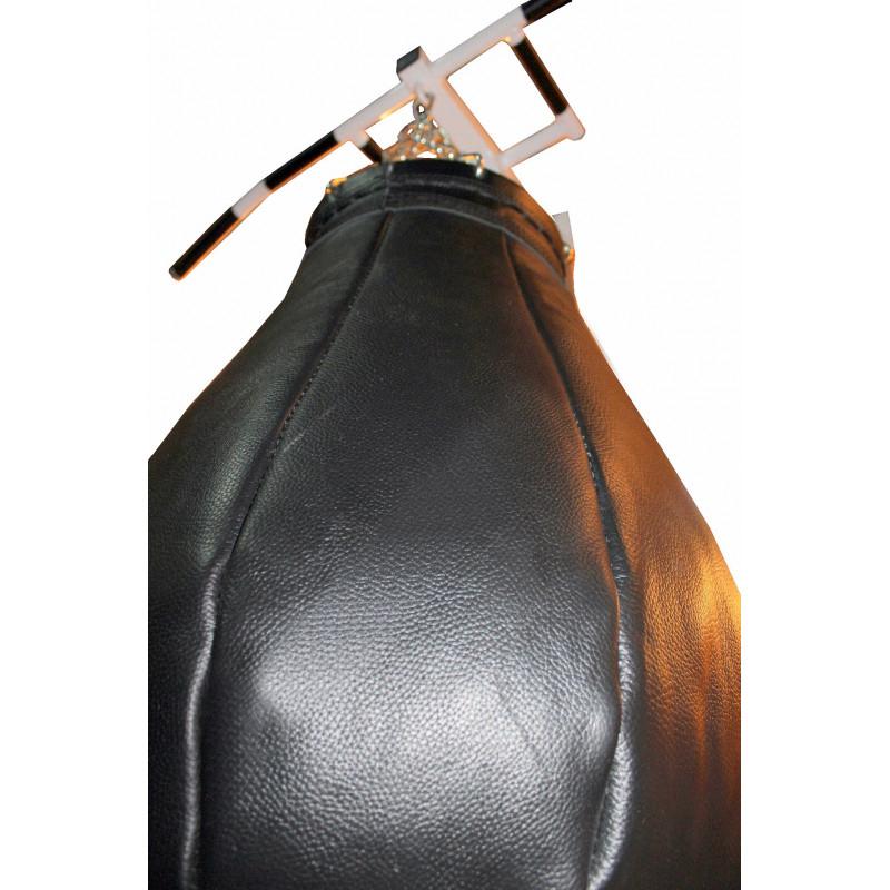 Фотография Груша Боксерская Кожаная Профессиональная - 50кг 5