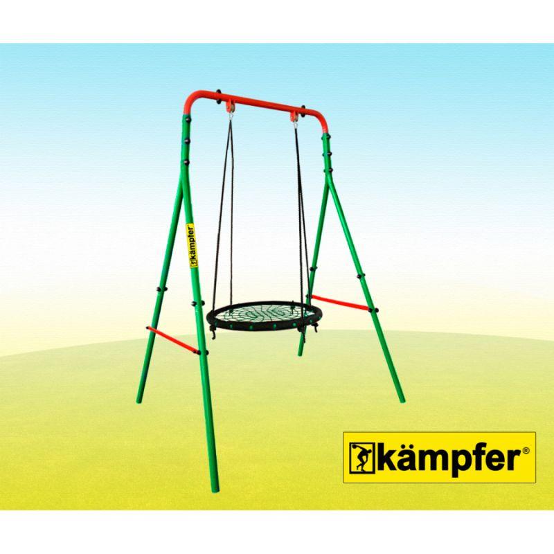Фотография Уличные качели Kampfer Wippe (Большое гнездо) 2