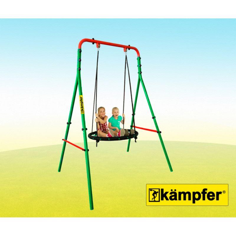 Фотография Уличные качели Kampfer Wippe (Большое гнездо) 3