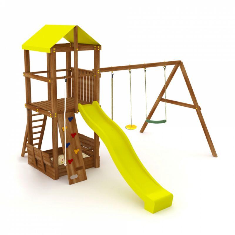 Фотография Спортивно-игровой комплекс Kampfer Kids Castle 0