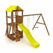 Миниатюра Деревянная детская площадка Kampfer Super Castle 0  мини