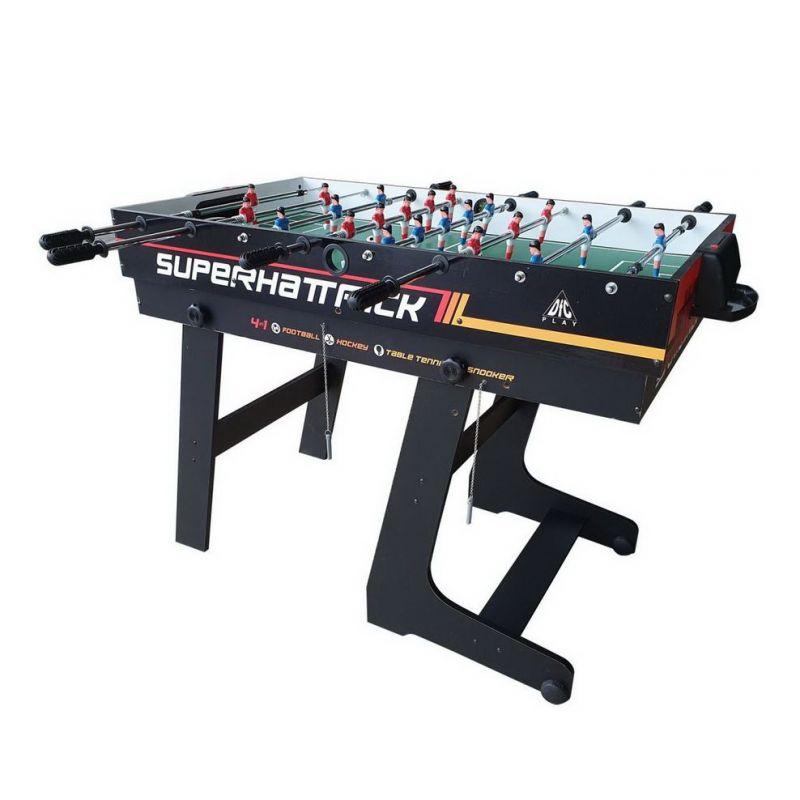 Фотография Игровой стол-трансформер DFC SUPERHATTRICK 4 в 1 0