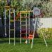 Миниатюра Детский спортивный комплекс для дачи ROMANA Космодром NEW + цепные качели 2  мини
