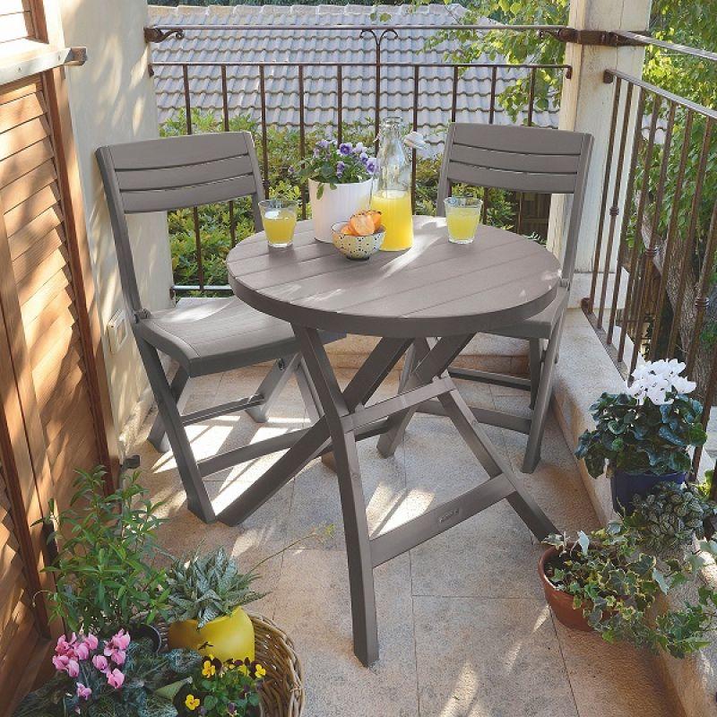 Фотография Набор балконной мебели Keter Jazz Set 1