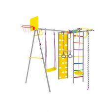 Миниатюра Уличный детский спортивный комплекс Midzumi Rainbow Medium 0  мини