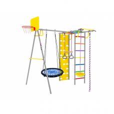 Миниатюра Уличный детский спортивный комплекс Midzumi Rainbow Large ХL 0  мини