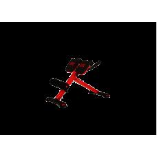 Миниатюра Гиперэкстензия UFC наклонная 45 градусов 0  мини