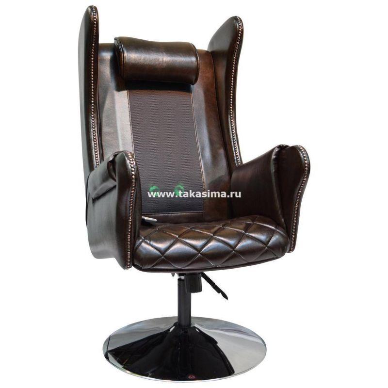 Фотография Массажное кресло EGO Lord EG3002 Lux Шоколад 2