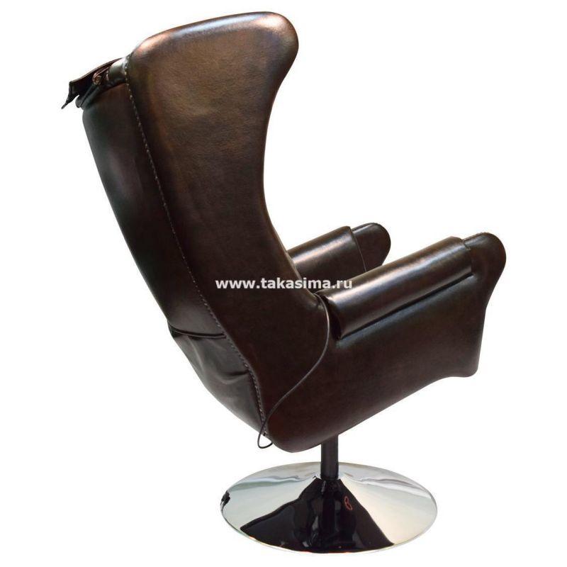 Фотография Массажное кресло EGO Lord EG3002 Lux Шоколад 3