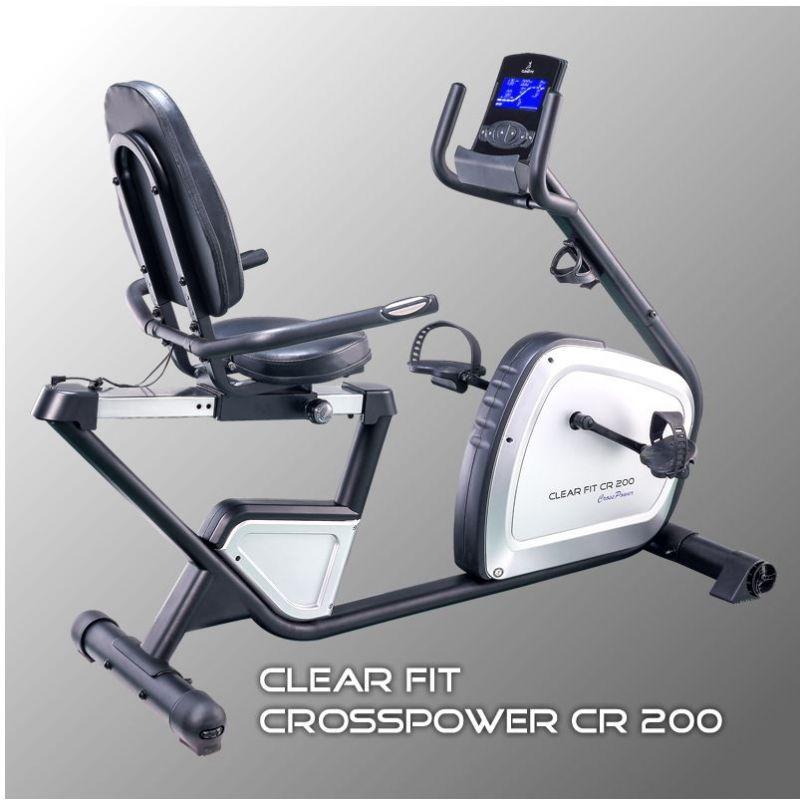Фотография Велотренажер Clear Fit CrossPower CR 200 0