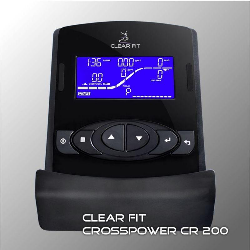 Фотография Велотренажер Clear Fit CrossPower CR 200 1