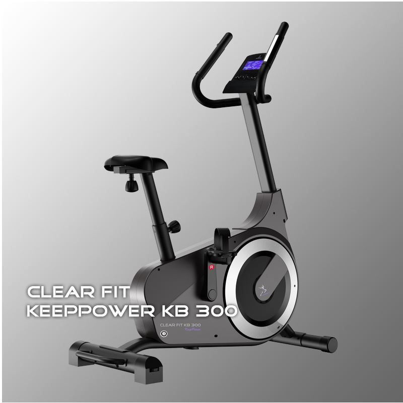 Фотография Велотренажер Clear Fit KeepPower KB 300 0