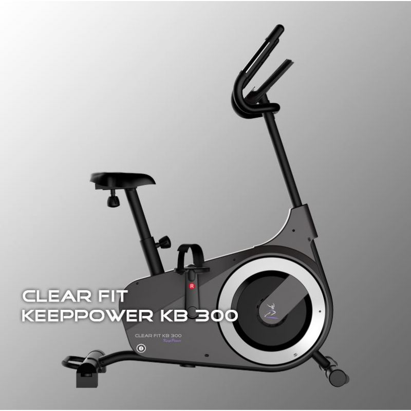 Фотография Велотренажер Clear Fit KeepPower KB 300 1