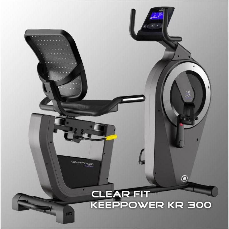 Фотография Велотренажер Clear Fit KeepPower KR 300 0
