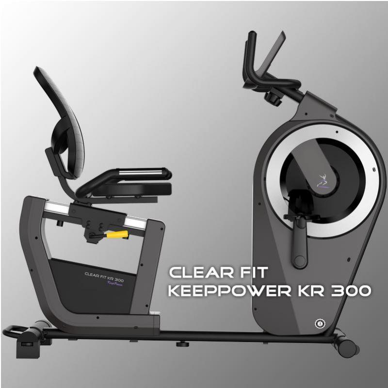Фотография Велотренажер Clear Fit KeepPower KR 300 1