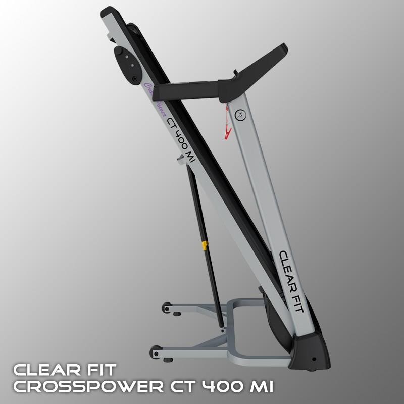 Фотография Беговая дорожка Clear Fit CrossPower CT 400 MI 1