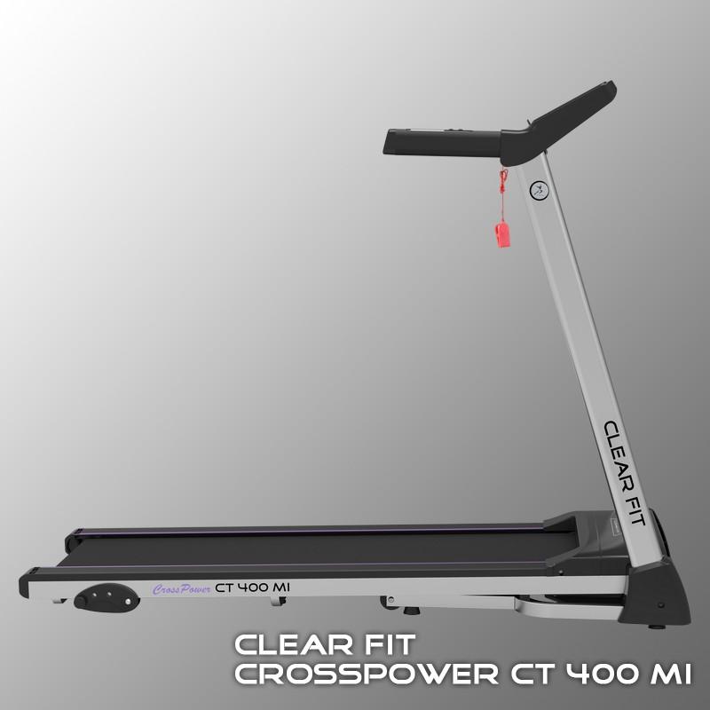 Фотография Беговая дорожка Clear Fit CrossPower CT 400 MI 2