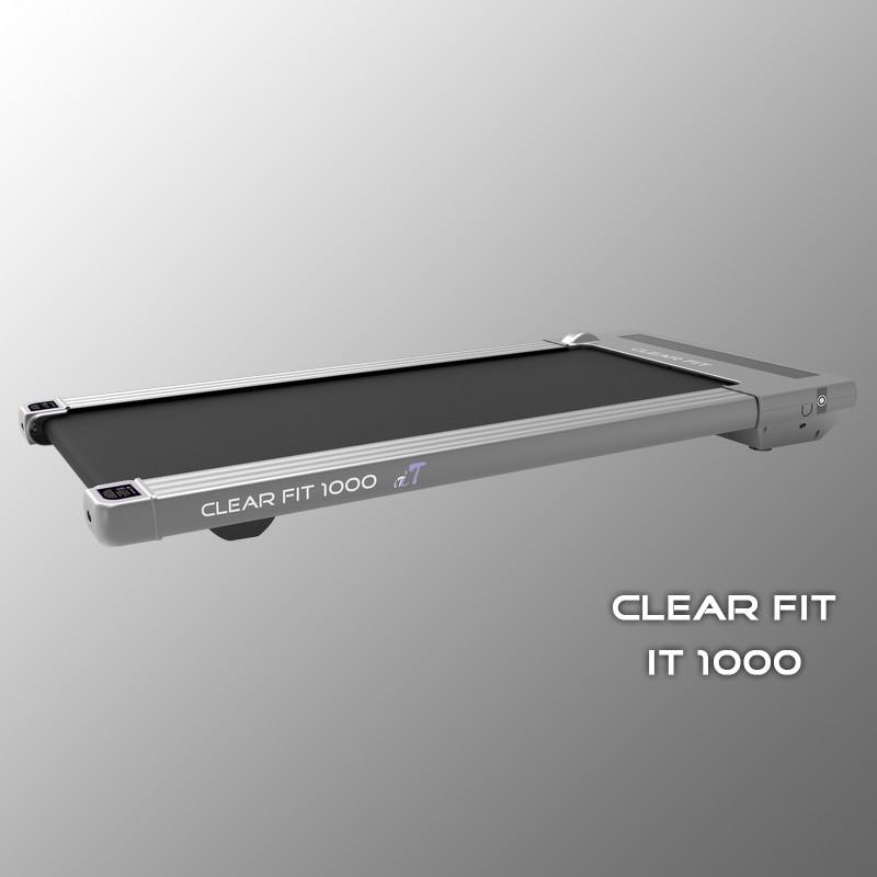 Фотография Беговая дорожка Clear Fit IT 1000 0
