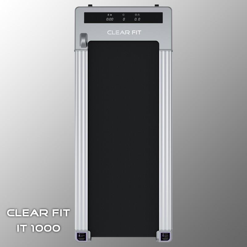 Фотография Беговая дорожка Clear Fit IT 1000 1