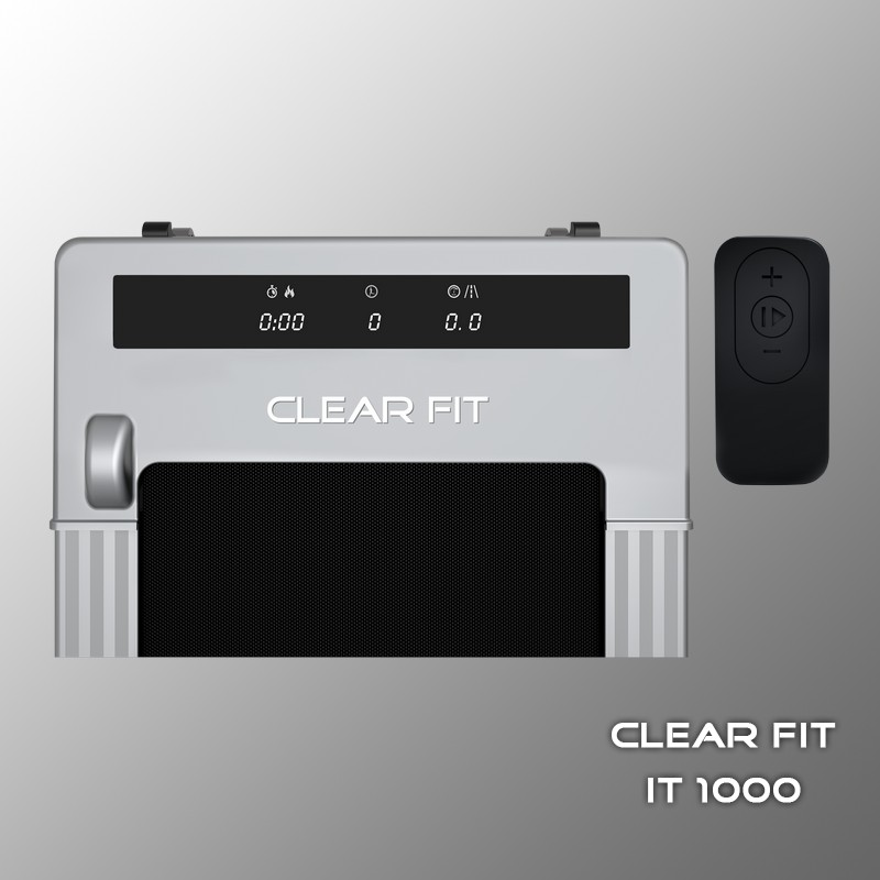 Фотография Беговая дорожка Clear Fit IT 1000 3