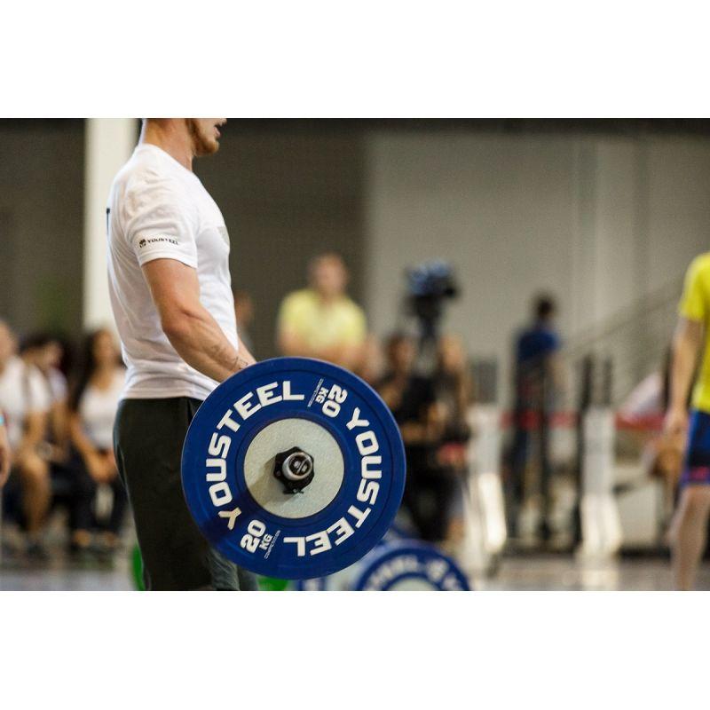 Фотография Гриф Competition bar 20 кг Мужской 10