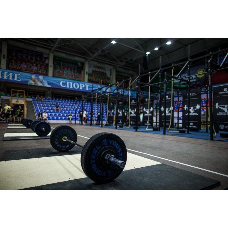 Фотография Гриф Competition bar 20 кг Мужской 11