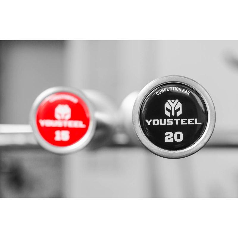 Фотография Гриф Competition bar 20 кг Мужской 8