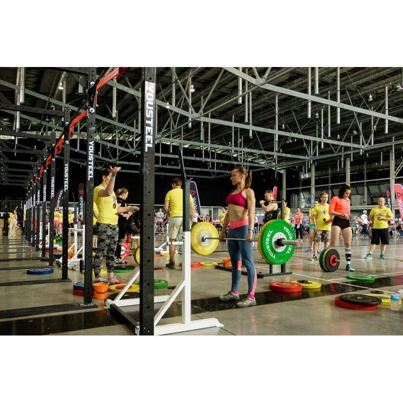 Фотография Гриф Competition bar 15 кг Женский 9