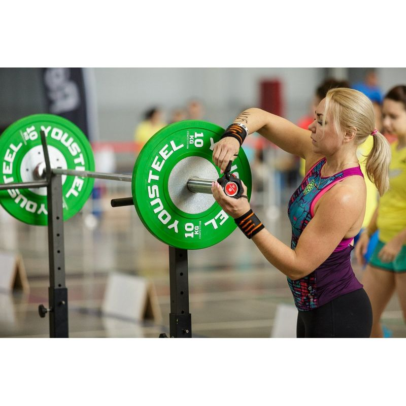Фотография Гриф Competition bar 15 кг Женский 8