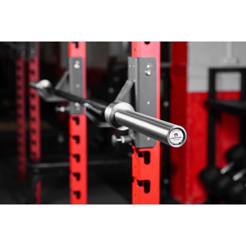 Фотография Гриф Power bar 25 kg, L2450 mm 0
