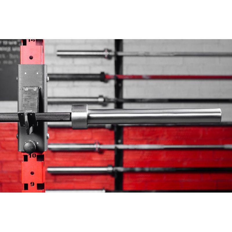Фотография Гриф Power bar 25 kg, L2450 mm 2