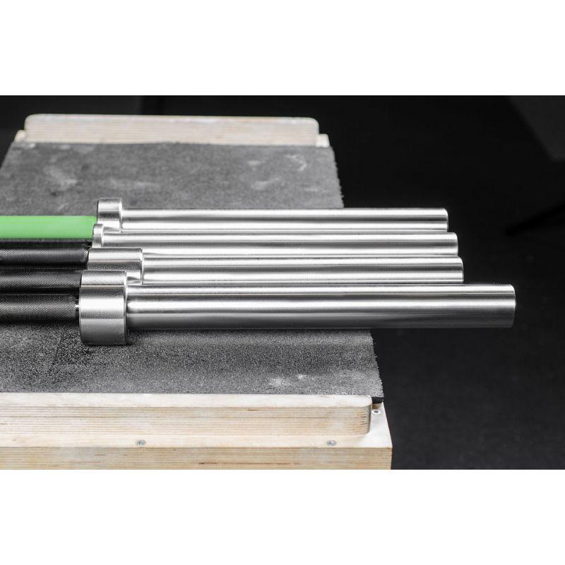 Фотография Гриф Power bar 25 kg, L2450 mm 4