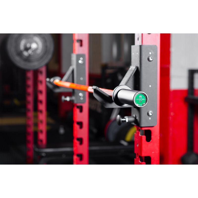 Фотография Гриф CrossTraining Bar XF-10 ORANGE - CHROME 0