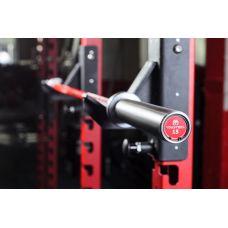 Миниатюра Гриф CrossTraining bar XF-15 RED - CHROME 0  мини
