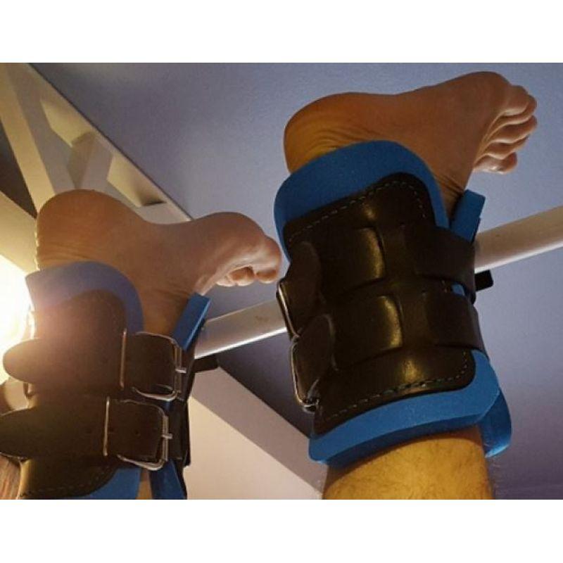 Фотография Инверсионные (гравитационные) ботинки 2 ремня 16 мм 1