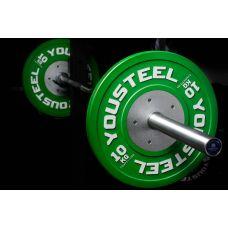Миниатюра Диски для штанги соревновательные 10 - 25 кг 0  мини