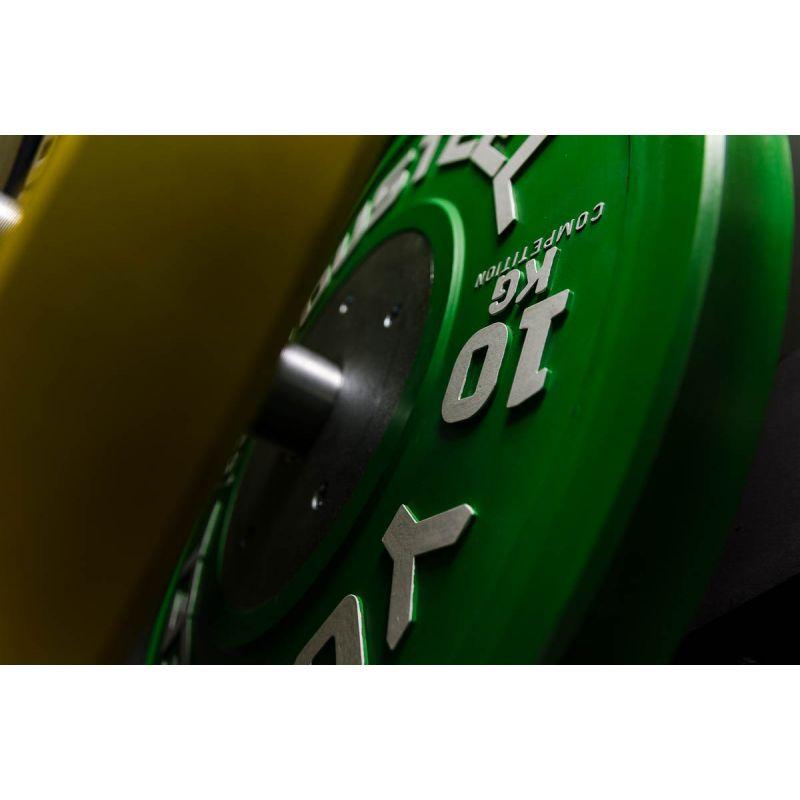 Фотография Диски для штанги соревновательные 10 - 25 кг 6