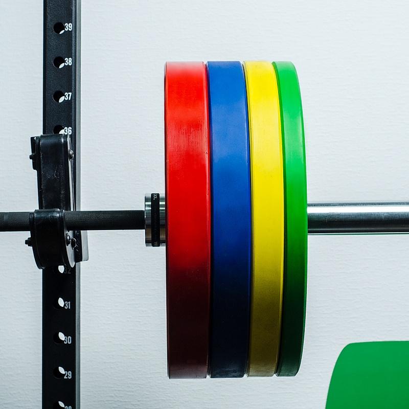 Фотография Диски для штанги соревновательные 10 - 25 кг 7