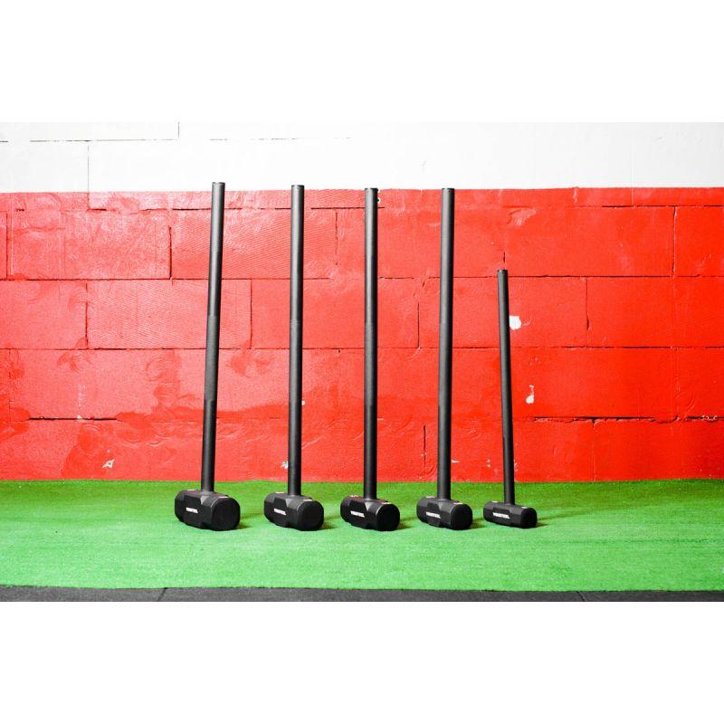 Фотография Кувалда для кроссфита 6 - 25 кг 1