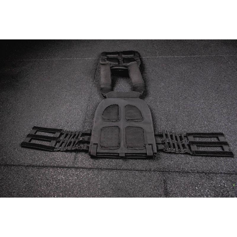 Фотография Жилет утяжелитель c плитами 10