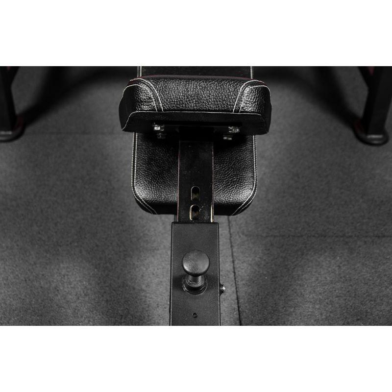 Фотография Олимпийская наклонная скамья для жима 8