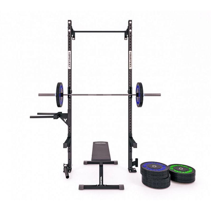 Фотография Комплект оборудования Home Gym Classic 1