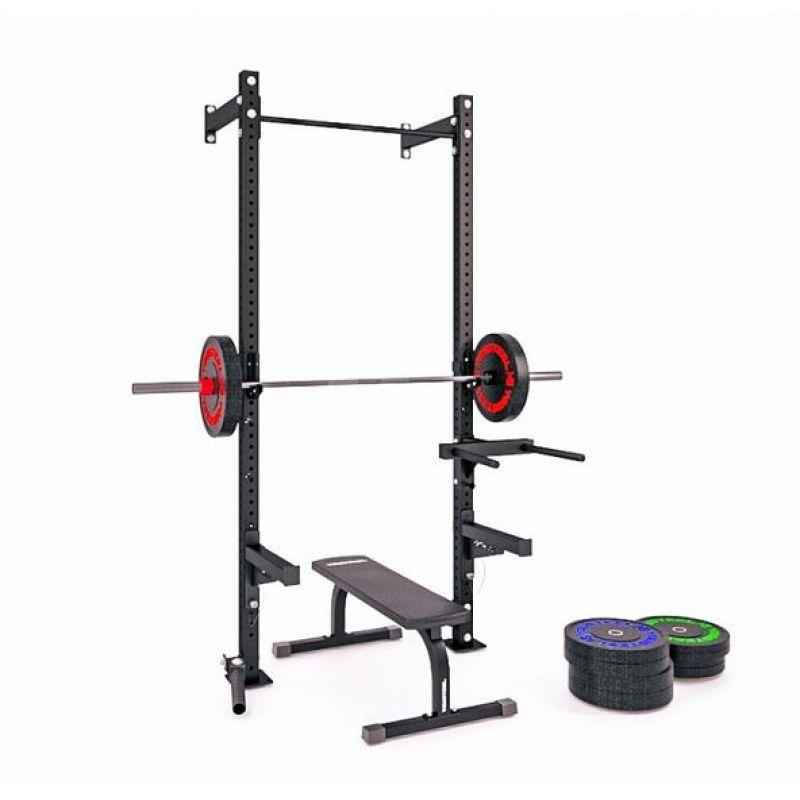 Фотография Комплект оборудования Home Gym HARD 2 0