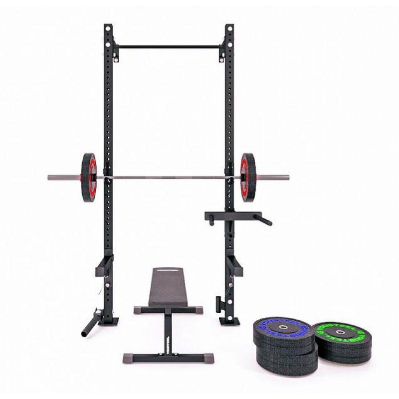 Фотография Комплект оборудования Home Gym HARD 2 1