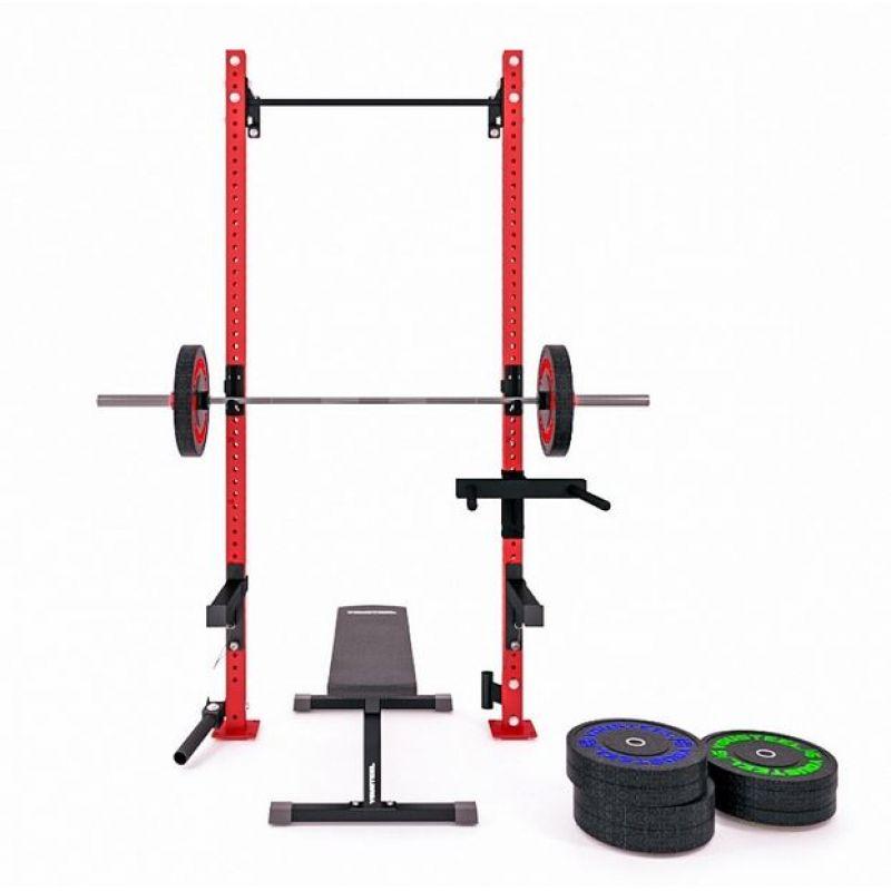 Фотография Комплект оборудования Home Gym HARD 2 3