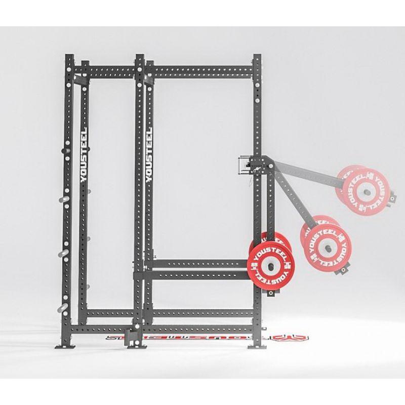 Фотография Силовая рама Single Rack HARD + Plates 1