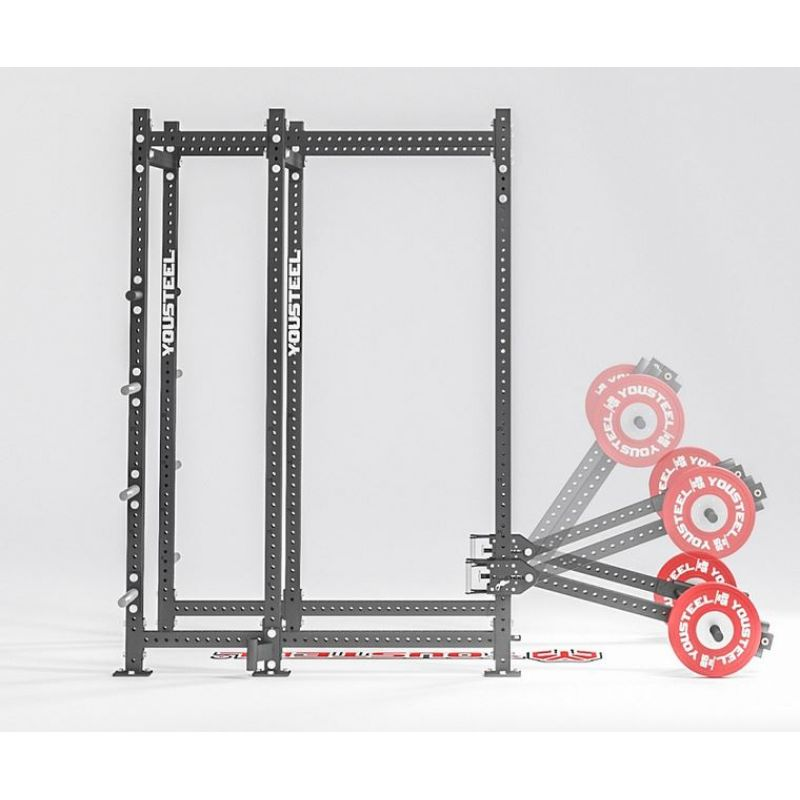 Фотография Силовая рама Single Rack HARD + Plates 2