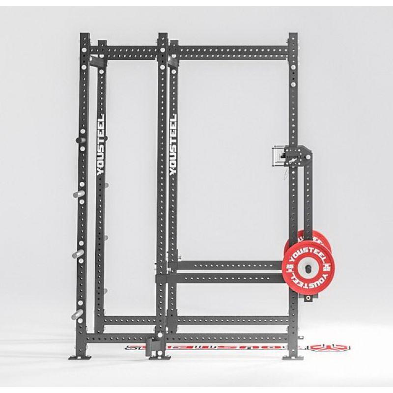 Фотография Силовая рама Single Rack HARD + Plates 5